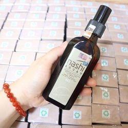 Tinh dầu nuôi dưỡng phục hồi tóc Argan Nashi 100ml XỨ Italy giá sỉ