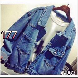 Áo khoác jean nữ giá lẻ 150k giá sỉ
