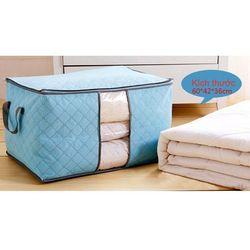 Combo 2 túi vải đựng chăn màn quần áo