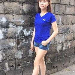 Áo thun under nữ phong cách