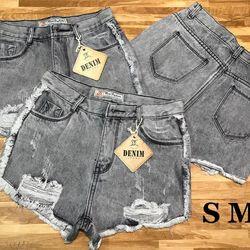 Short jean tua sườn