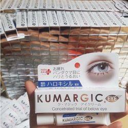 Thâm mắt Nhật Bản