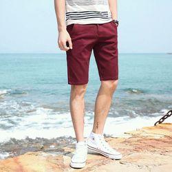 quần short kaki nam mặc vào dáng chuẩn rất đẹp mát lắm njhe có 3 màu luôn giá sỉ