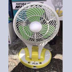Quạt Sạc Điện Kiêm Đèn Pin Mini Fan M-5580 giá sỉ