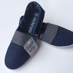 Giày lười bé gái Ak 619 bò giá sỉ