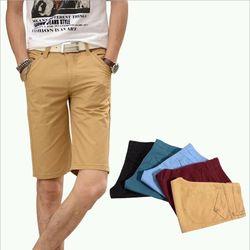 quần short kaki thun trơn mặc vào đẹp khỏi chê luôn nghen dáng chuẩn giá sỉ