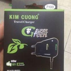 Sạc Green Kim Cương