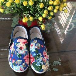 Giày bé gái AK 16 hoa giá sỉ