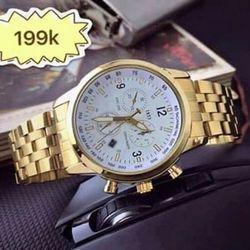 Đồng hồ dây kim loại TS - giá sỉ