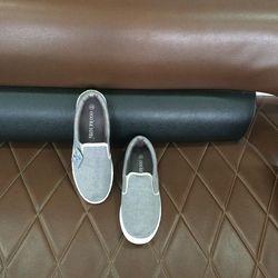 Giày lười nam AK 094 vải giá sỉ, giá bán buôn
