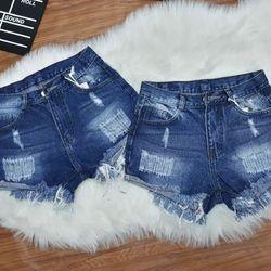 quần short yean nử túi có đính đá cực thích cotton mềm mịn mặc đẹp lắm nha
