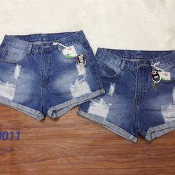 quần short nử túi có đính đá mang đẹp