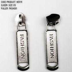 Đầu khóa kéo nylon sô 5 tay fashion - Xưởng sản Ladovie giá sỉ