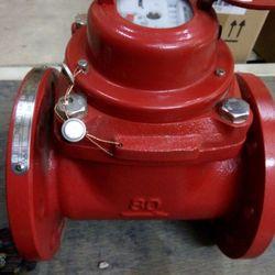 Đồng hồ đo nước nóng hiệu Zenner DN80 giá sỉ
