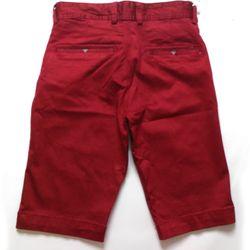 Quần short kaki nam co giãn màu đỏ đô giá sỉ