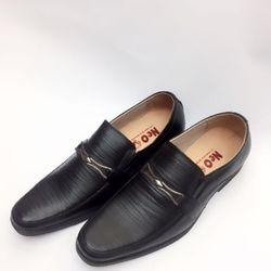 giày lười nam da tạo vân kiểu chống nhăn giá sỉ