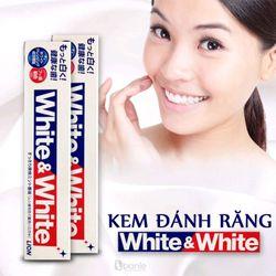 Kem trắng răng white and white lion giá sỉ