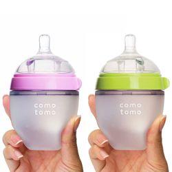 Bình sữa Comotomo 150ml Mỹ sản tại Hàn Quốc giá sỉ