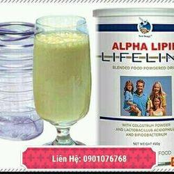 Sữa Alpha Lipid Lifeline giá sỉ