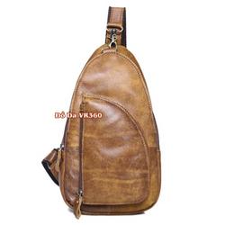 Túi đeo chéo sau lưng nam da bò giá sỉ