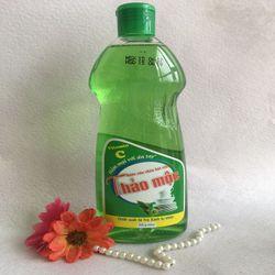Nước rửa chén bát sinh học Thảo Mộc trà xanh giá sỉ