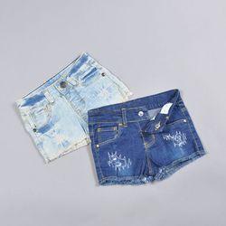 Quần Short jeans bé gái giá sỉ
