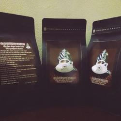 bột cafe nguyên chất Cao Nguyên