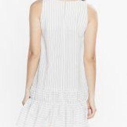Đầm trắng thêu hoa - giá sỉ, giá tốt