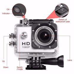 Camera hành trình thể thao Full HD 1080 nhiều màu