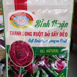 Thanh long đỏ sấy dẻo gói 50 gram