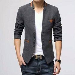 áo vest nam phối màu