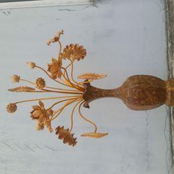 hoa sen gỗ giá sỉ