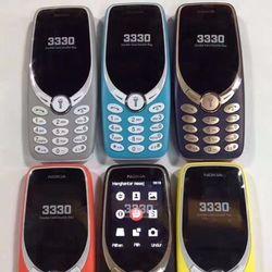Nokia 3330 2 sim - Main - bao đổi trả 3 tháng giá sỉ
