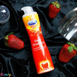 Gel bôi trơn Durex Play Strawberry 100ml giá sỉ