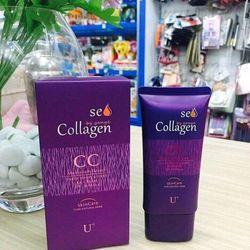 Kem nền dưỡng da CC colagen