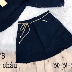 Quần Váy Jean VQV5 30-32