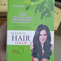 Dầu gội nhuộm tóc đen Olive