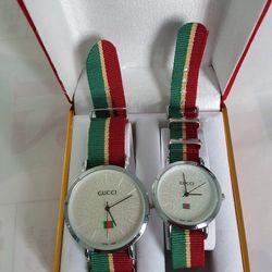 Đồng hồ dây du thời trang nam nữ - giá sỉ, giá tốt