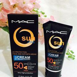 Kem chống nắng MacSPF50 chống lại các tác hại từ tia cực tím giá sỉ
