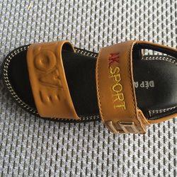 Dép sandal siêu nhẹ cho bé AK SD 801-02 giá sỉ