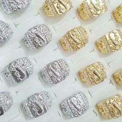 nhẫn nam đủ loại vàng chuẩn 18k gold