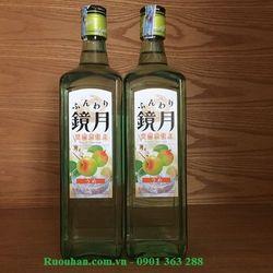Rượu sochu mơ-Funwari Kyougetsu Plum giá sỉ