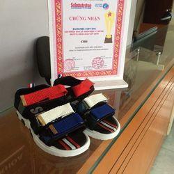Dép sandal siêu nhẹ cho bé trai AK SD 894 giá sỉ