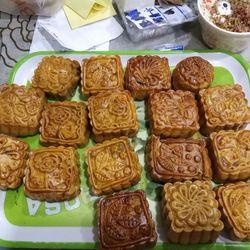 Bánh Trung Thu Mini