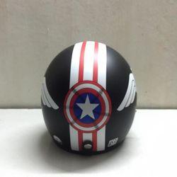 Mũ bảo hiểm 3/4 CAPTAIN AMERICA giá sỉ