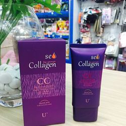 Kem lót makeup CC Cream Collagen Skin Care dưỡng da