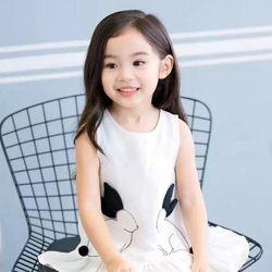 1 ri 5 bộ Váy thỏ trắng giá sỉ
