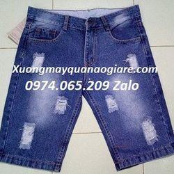 Short Jean Nam giá sỉ