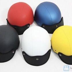 mũ bảo hiểm màu giá sỉ