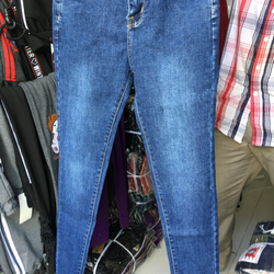 Quần jean nữ co dãn thời trang giá sỉ